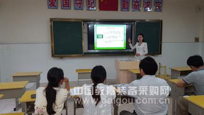 江西高安举办中小学实验教学说课活动图片