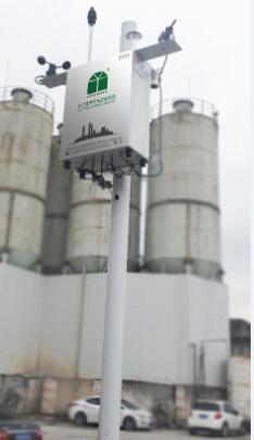 四川瞭望BR-ZS4T扬尘噪声监测设备