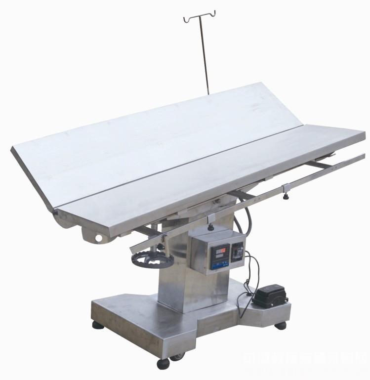 电动升降恒温动物手术台
