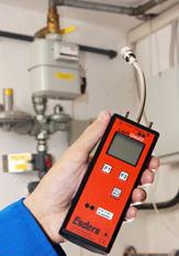 手持燃气泄漏和压力检测仪