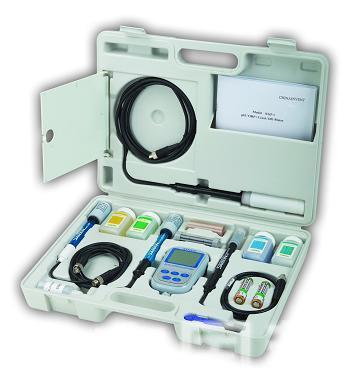 便携式五参数水质检测仪