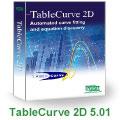 TableCurve 2D曲线套配软件