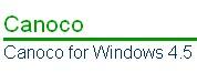 Canoco for Windows 生态群落排列软件