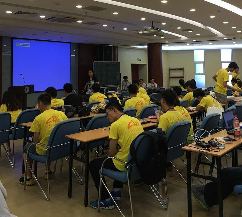 2016西门子杯中国智能制造挑战赛华北赛区开赛