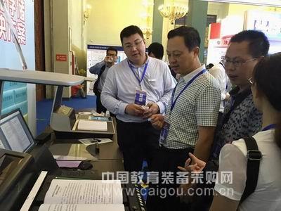 赛数案卷扫描仪闪耀2016全国检察装备展