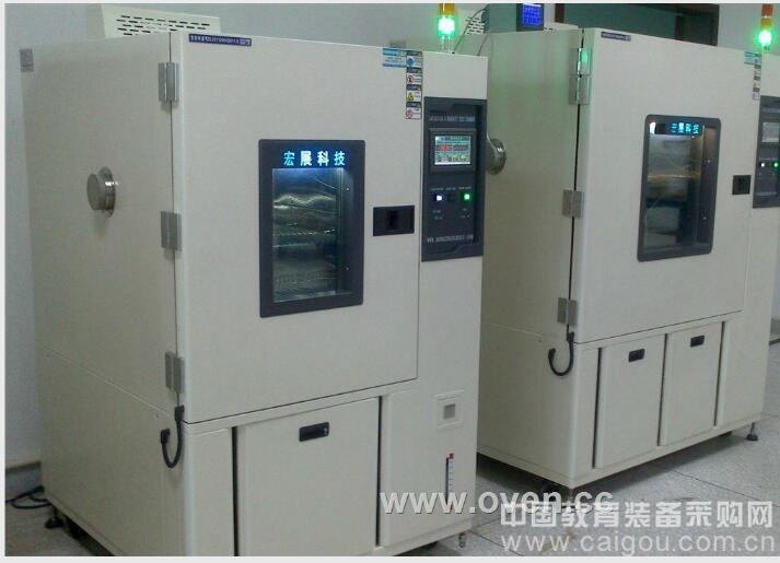 梅州LED高低温交变湿热试验箱